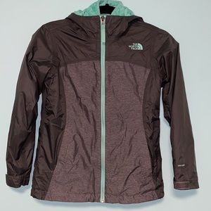The North Face Double lined Jacket Girls M 10/12